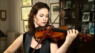Hilary Hahn  -  Bach Violin Sonata no.3, III Largo