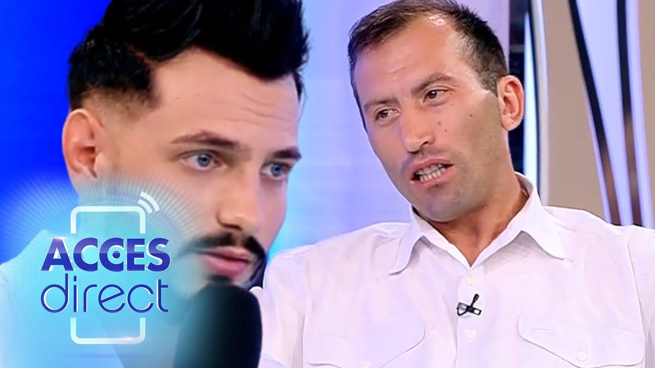 Scandal monstru în platoul Acces Direct! Viorel Stegaru: Nu-l suport pe Rafaelo!