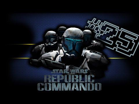 Star Wars Republic Commando: C'mon dude! -PART 25- Home Alone Gaming |
