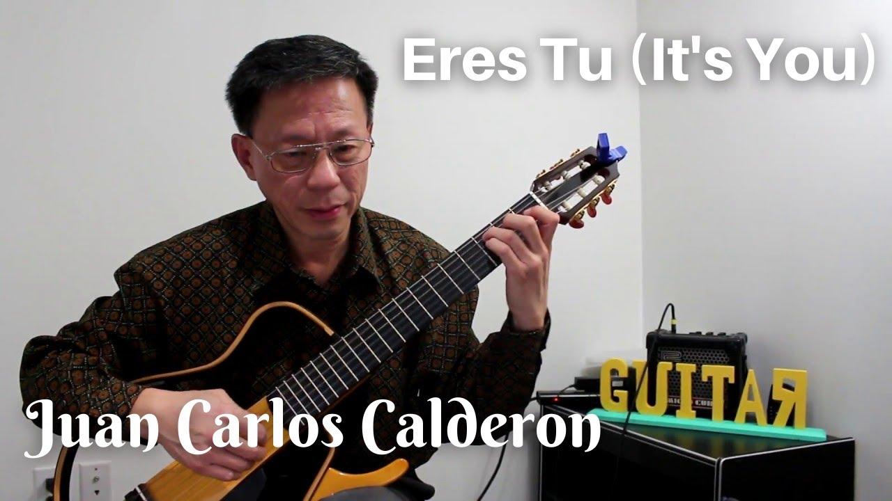 Eres Tu Its You Juan Carlos Calderon Arranged By Jose Valdez
