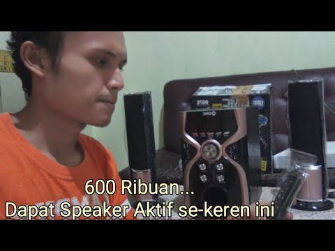 Review Speaker GMC 887G | Review Indonesia