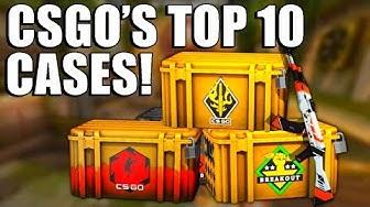 The TOP 10 CASES in CSGO!! (Community Votes) | TDM_Heyzeus