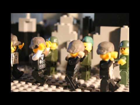 Lego WW2 Battle for Berlin (Лего ВОВ Взятие Берлина)