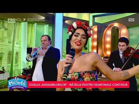 Margherita din Clejani si Taraful - Colaj muzica populara romaneasca