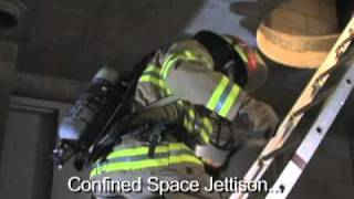 Sperian Warrior SCBA Escape Belt