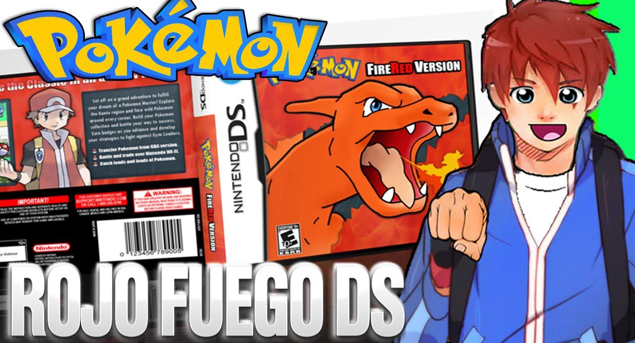 descargar rom gba pokemon rojo fuego