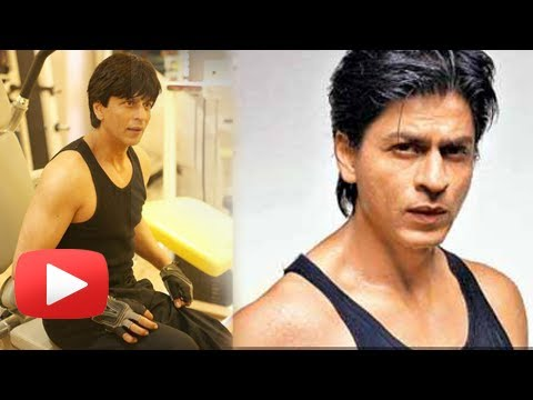 Watch Shahrukh Khan Giving Workout Tips