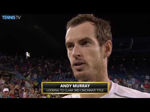 2016 Western & Southern Open, Cincinnati: Murray v Raonic; Cilic v Dimitrov Semi-Finals