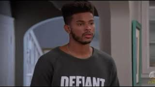 Trevor Jackson on Black ish Before grown ish