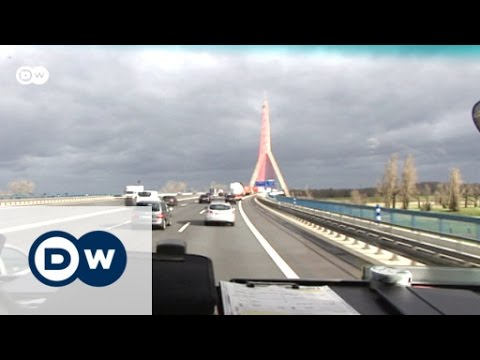 Battling congestion in the Ruhr region | Made in Germany