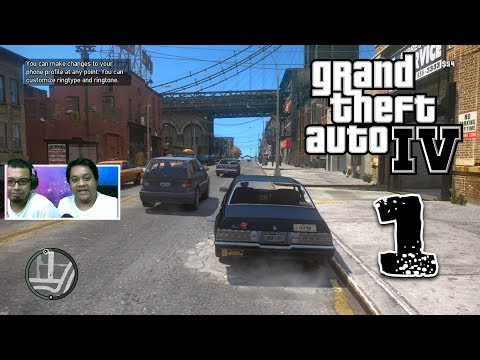 Game 10 Tahun Lalu, Kualitas MASA KINI (1) GTA IV Indonesia