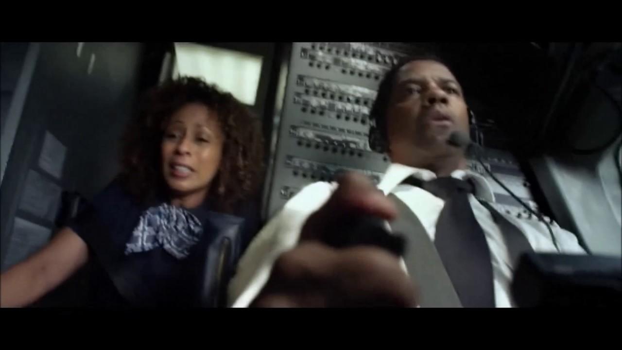"""Сцена из фильма"""" Экипаж """" аварийная посадка самолета"""