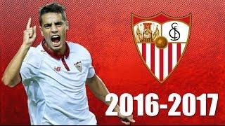 Wissam Ben Yedder 2016-2017 ● Sevilla FC | Skills / Passes & Goals
