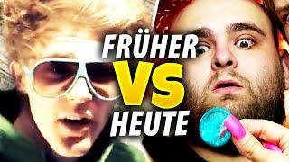 ApeCrime - YouTuber FRÜHER vs HEUTE!