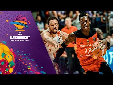 Georgia v Germany - Highlights - FIBA EuroBasket 2017