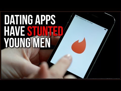 Dating Apps Are STUNTING Young Men