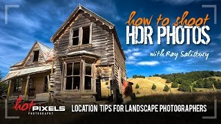 Landscape Photography Tips | How To Shoot HDR Photos | Free course