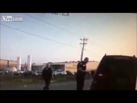 Fort Gibson Police Officer Randomly Stabbed During Traffic Stop