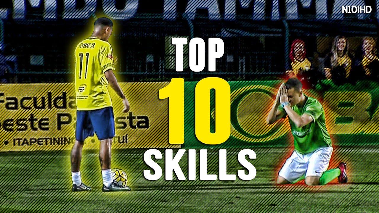 Download Neymar ● Top 10 Skills ● Magic Skills and Tricks ● 2016-2017 HD