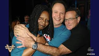 Billy Crystal Gifts Whoopi Goldberg Emotional Birthday Present | The View