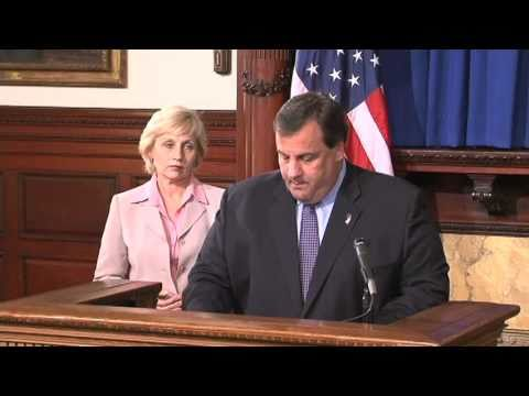 Governor Chris Christie Approves Constitutionally Balanced Budget for FY2012