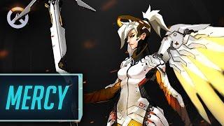 Os Heróis de Overwatch - Mercy
