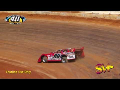 411 Motor Speedway | Frostbuster | Super Late Model Qualifying | Feb  25 , 2017