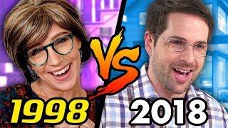 PARENTS IN 1998 Vs PARENTS IN 2018