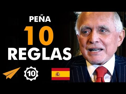 Tienes que CREER Apasionadamente   Dan Peña en Español: 10 Reglas para el éxito