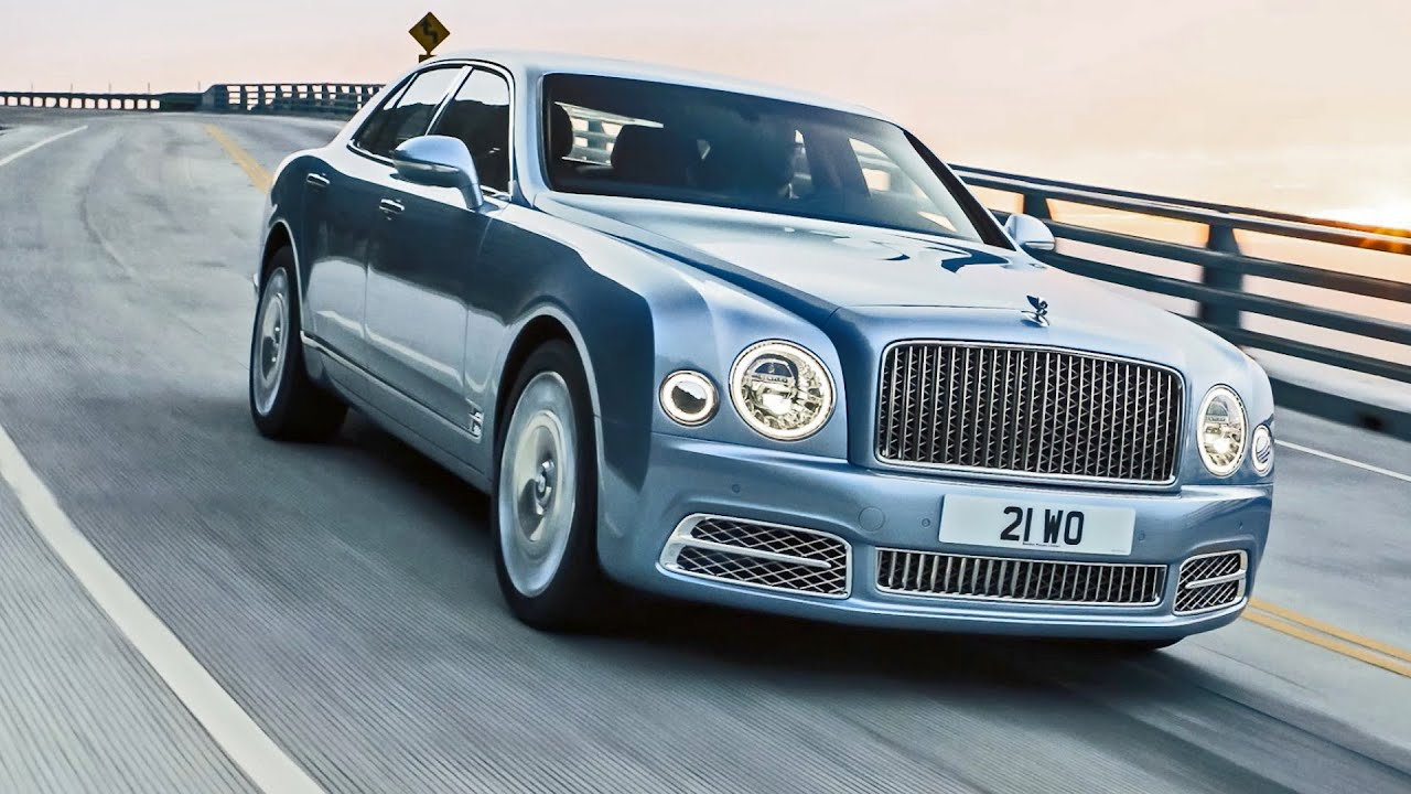 The New 2017 Bentley Mulsanne