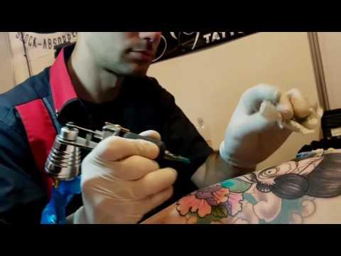 Tattoo Art Montevideo 2016 - Diego Stratta