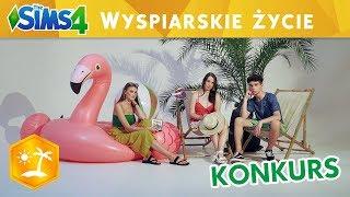 THE SIMS 4 WYSPIARSKIE ŻYCIE - KONKURS  w/ SYLWIA LIPKA , WERONIKA JUSZCZAK, BARTEK KASZUBA