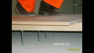 Смотреть видео деревянные полы своими руками видео