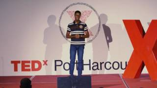 How We Think | Chidozie Akakuru | TEDxPortHarcourt