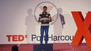 How We Think | Chidozie Akakuru | TEDxPortHarcourt