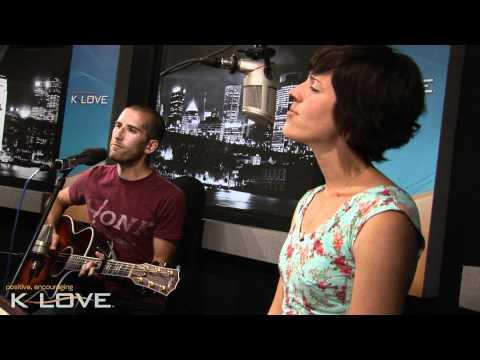 "K-LOVE - JJ Heller ""What Love Really Means"" LIVE"