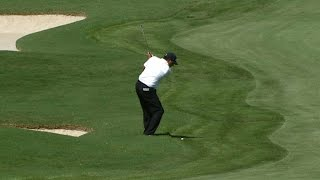 Phil Mickelson thrills the crowd at the TOUR Championship