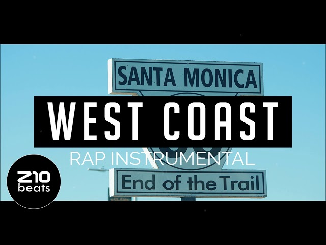 West Coast Chicano rap beat - FORGOTTEN - prod. Z10Beats