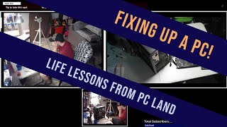 Rebuilding a Built PC - Life Lessons in Custom PC