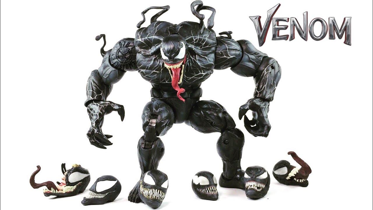 Venom Movie Action Fig...