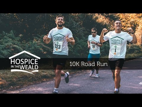 Hospice in the Weald - 10k Road Run, Sept 15'