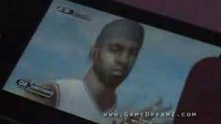 E3 2006 - PSP - NBA Ballers Rebound