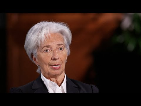 IMF Chief Says Global Economy in Delicate Moment Amid Growth Slowdown, Uncertainty