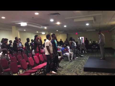 Hear Chris Speak @ ASA College Florida