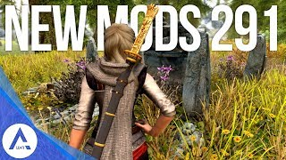 Video 5 Brand New Console Mods 291 - Skyrim Special Edition (PS4/XB1/PC) download MP3, 3GP, MP4, WEBM, AVI, FLV Juni 2018