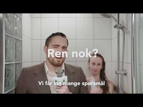 Youtube preview av filmen Så ren skal sjampoflaska være