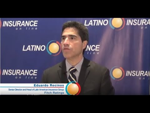 Eduardo Recinos, Senior Director and Head of Latin American Insurance Group-Fitch Ratings