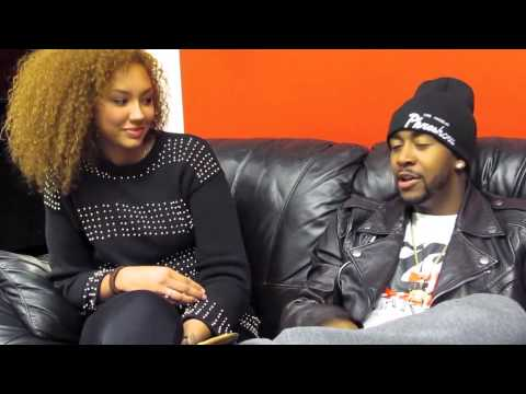 Ace interview's Omarion