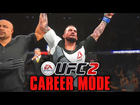 "UFC 2 Career Mode - CM Punk - Ep. 7 - ""SUBMISSION SPECIALIST?!!"""