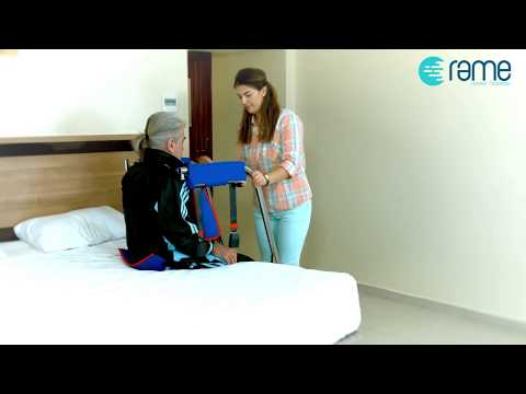 Rame - EMC Manuel Hasta Kaldırma Lifti